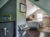 Wilhoite Homestead attic bedroom