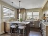 Wilhoite Homestead kitchen blinds